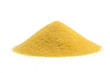 heap of cornmeal
