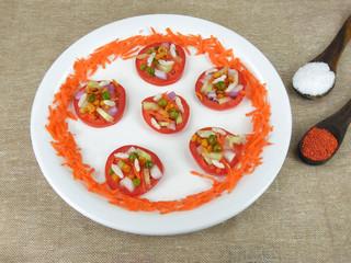 Indian Vegetarian Snack