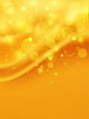 背景 金 光 黄色