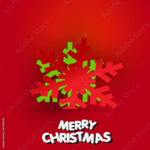 Christmas banner, vector illustration eps10