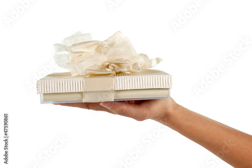 Ti porgo un regalo