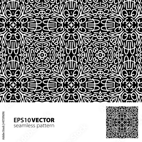 Black-white pattern_2