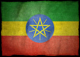 ETHIOPIA NATIONAL FLAG