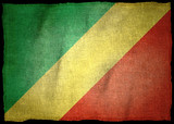 REPUBLIC OF THE CONGO NATIONAL FLAG
