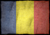 ROMANIA NATIONAL FLAG
