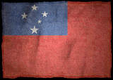 SAMOA NATIONAL FLAG