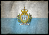 SAN MARINO NATIONAL FLAG