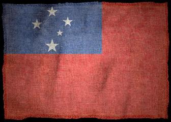 SAMOA NATIONAL FLAG