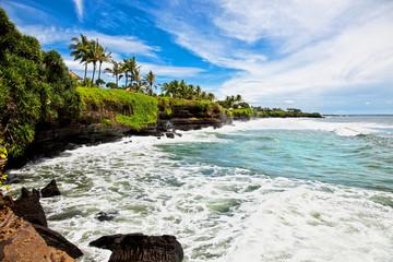 Amazing tropical landscape, Bali. Indonesia.