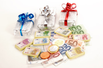 DOLCE DENARO ( SWEET MONEY )
