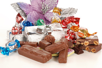 REGALO AL CIOCCOLATO (CHOCOLATE GIFTS)