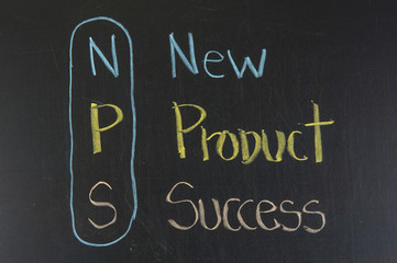 NPS acronym New Product Success