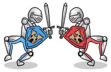 Armor cartoon