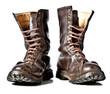 combat boots - 47602416
