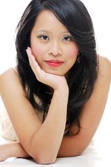 Beauty asian portrait