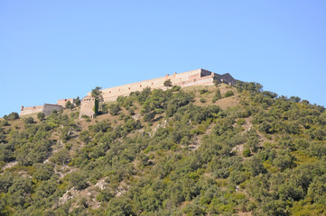 Moroccan fort
