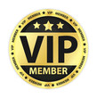 VIP Member Golden Label