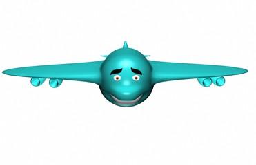 aeroplane funny smile