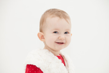 Wundervolles glückliches Kind