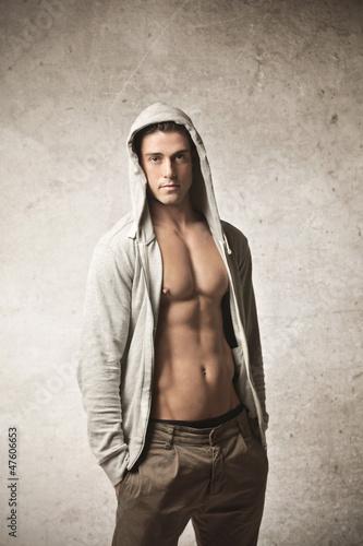 Leinwandbilder,abdominal,athlet,belle,schönheit