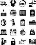 Delivery & Transport icons
