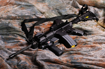 M-4 Semi-Automatic Rifle