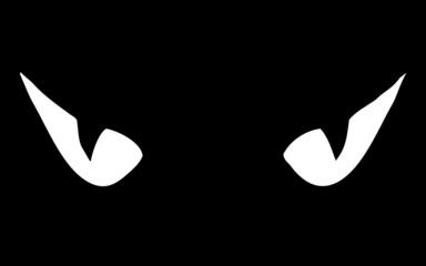 eyes predator
