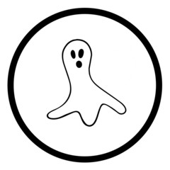 sign ghost