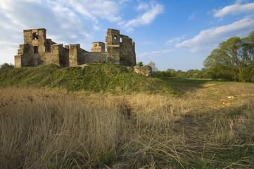 Castle in Siewierz, Poland