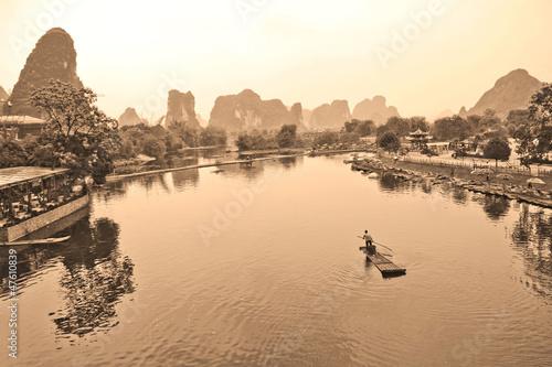 Fototapeten,ackerbau,asien,ashtray,bambus