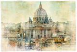 Fototapeta podróż - kościół - Miejsce Kultu