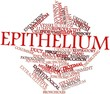 Word cloud for Epithelium