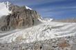 Glacier Dugoba, Pamir-alay, Kyrgyzstan