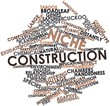 Word cloud for Niche construction
