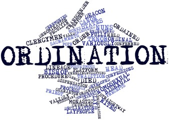 Word cloud for Ordination