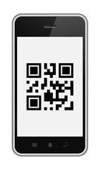 QR Code Mobile Phone