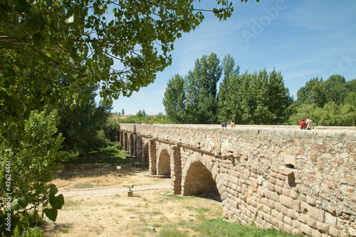 Salamanca - The Roman Bridge