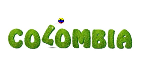 Colombia soccer.