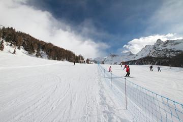 champoluc - Aosta Valley