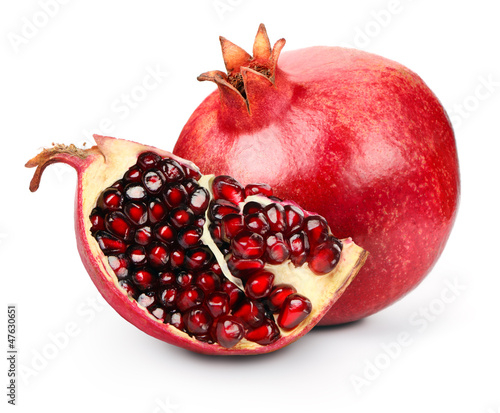 Aluminium Vruchten Pomegranate