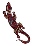 Fototapete Kunst - Dekoration - Reptilien / Amphibien