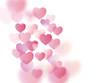 フワッとバレンタイン 白