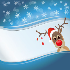 Red Nosed Reindeer