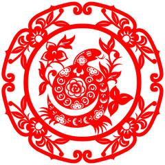 Chinese New Year Snake