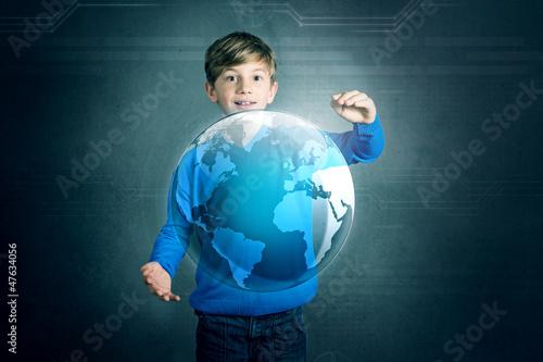 Control the World