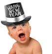 Happy New Year Baby