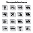 Set of Transportational Icons
