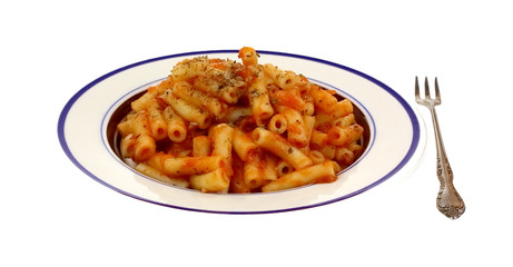 Five Cheese Ziti Cooked Meal