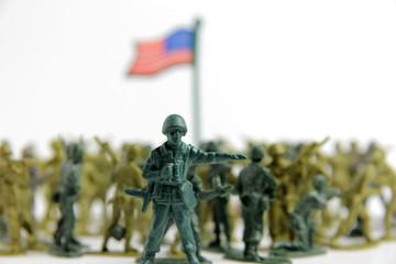 leadership e guerra USA