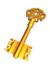 Doppelschlüssel